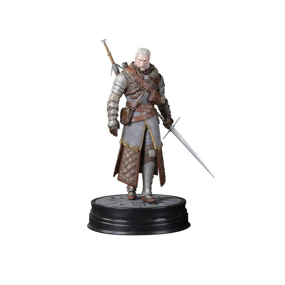 Figurina The Witcher 3 Wild Hunt Geralt Grandmaster Ursine 24 cm - Originala ZUMDAHO3000-891 The Witcher Figurine