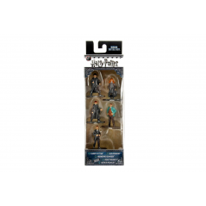 Set 5 Figurine Metalice Harry Potter - Originale JADA98666 Harry potter Figurine