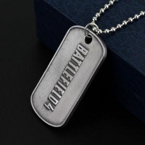 Lantisor Cu Pandantiv EA Games Battlefield 4 ZUM995 EA Games Diverse Medalioane