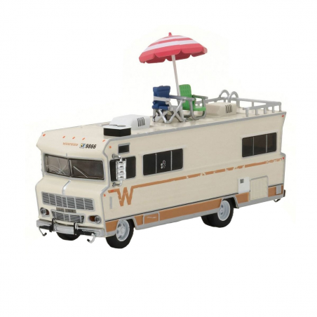 Macheta auto de colectie, Walking Dead 1/64 Dale's 1973 Winnebago Chieftain Metalica ZUMGL33100B The Walking Dead
