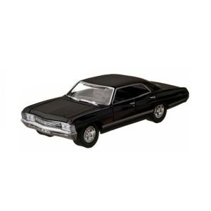 Macheta auto de colectie, Supernatural 1/64 1967 Chevrolet Impala Sedan ZUMGL44692 Acasa