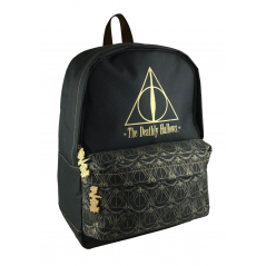 Ghiozdan Harry Potter Deathly Hallows Triangle ZUMGRV91912 Harry Potter