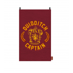 Prosop Harry Potter Quidditch Captain 135 x 72 cm - Original -  ZUMHMB-CAPEHP04 Harry Potter