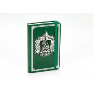 Agenda Harry Potter Slytherin A6 90x140mm ZUMISC83032 Harry potter Agende