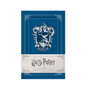Agenda Harry Potter Ravenclaw A5 13 x 21 cm , Albastra ZUMISC83271 Harry potter Agende