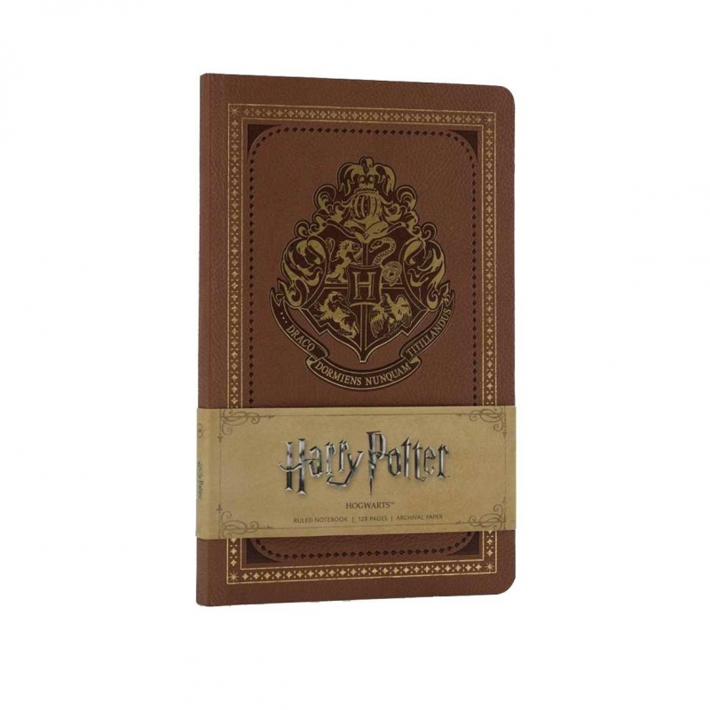 Agenda Harry Potter Hogwarts 13 x 21 cm ZUMISC83285 Harry potter Agende
