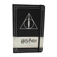 Jurnal Agenda Harry Potter Deathly Hallows Triangle ZUMISC87563 Harry Potter