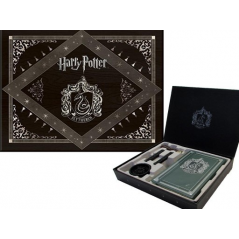 Set Harry Potter Slytherin Deluxe , Agenda Harry Potter , Stampila Harry Potter ZUMISC87615 Agende si Jurnale