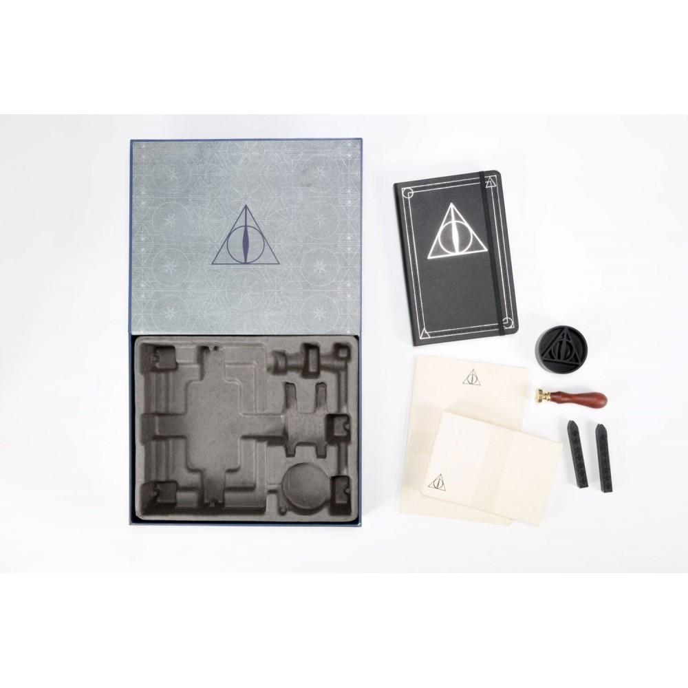Set Harry Potter Deathly Hallows Triangle Deluxe , Agenda , Stampila Harry Potter ZUMISC87963 Harry Potter Diverse