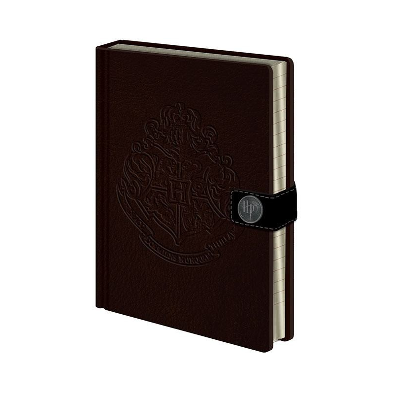 Jurnal Agenda Harry Potter Hogwarts Crest A5 ZUMSR72394 Harry Potter