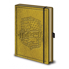 Jurnal Agenda Harry Potter Hufflepuff A5 ZUMSR72414 Harry Potter