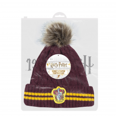 Caciula Fes Harry Potter Gryffindor - Originala ZUMCR1331 Harry Potter Caciuli