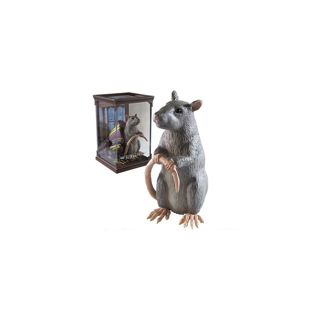 Figurina Harry Potter : Magical Creatures Scabbers No.14 NN7686 Harry Potter Figurine