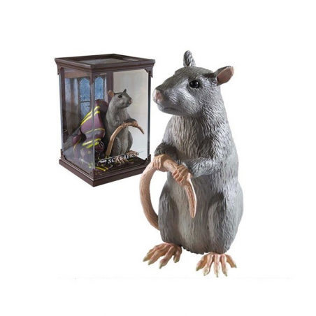Figurina Harry Potter: Magical Creatures Scabbers No.14 NN7686 Figurine Harry Potter