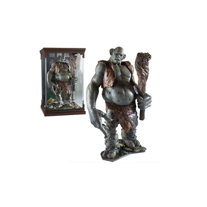 Figurina Harry Potter : Magical Creatures Troll No.12 NN7543 Harry potter Figurine