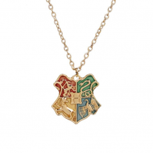 Pandantiv Medalion Lantisor Harry Potter HOGWARTS SCHOOL med194 Medalioane