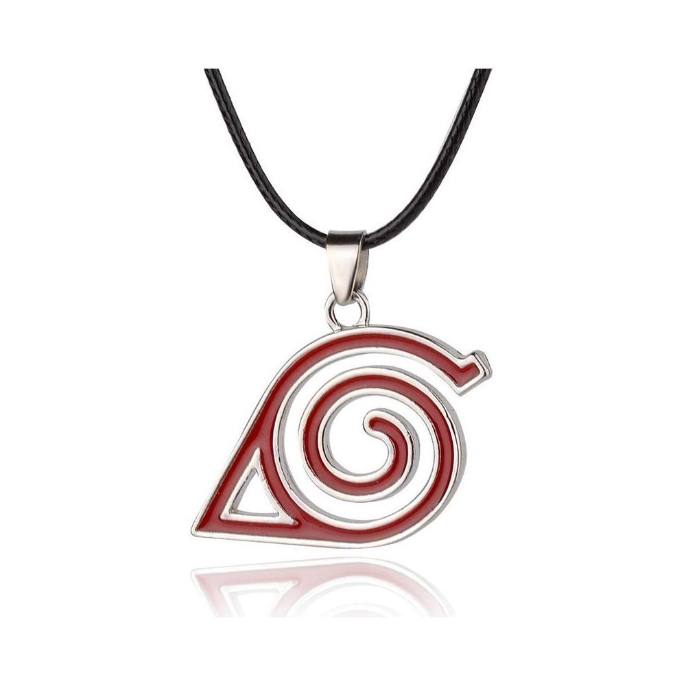 Pandantiv Medalion Lantisor Naruto zum97