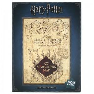 Puzzle Harry Potter Marauder's Map 500 piese HMB-PUZZHP04  Puzzle