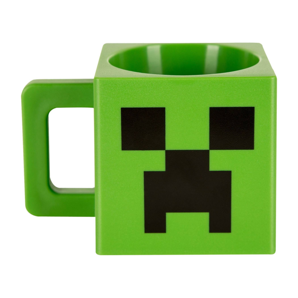 Cana Minecraft PVC Creeper Face - Jinx JX3315 Cani