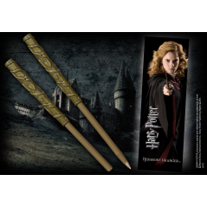 Pix Harry Potter - Hermione Granger Bagheta magica + semn de carte NN8634 Harry potter Pixuri