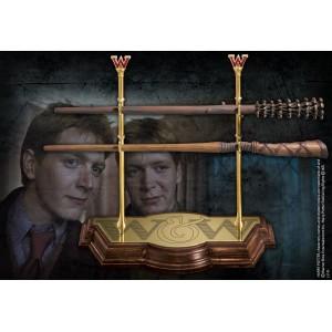 Set 2 Baghete Harry Potter - Weasley Brothers - Ollivander + Suport Baghete NN7495 Harry potter Baghete Harry Potter