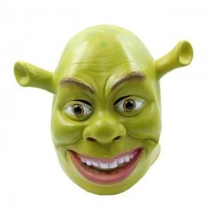 Masca Shrek latex 257 Masti si Costume