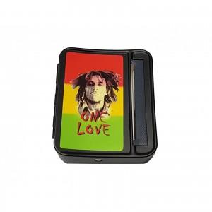 Aparat de rulat Tutun Tigari Tabachera Bob Marley 162 Articole si accesorii tutun