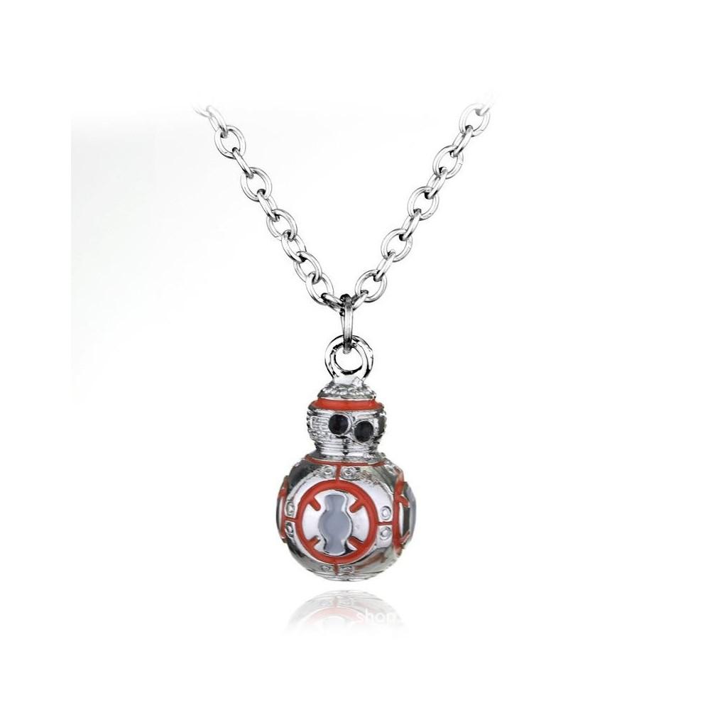 Pandantiv Medalion Lantisor Star Wars BB8 zum280