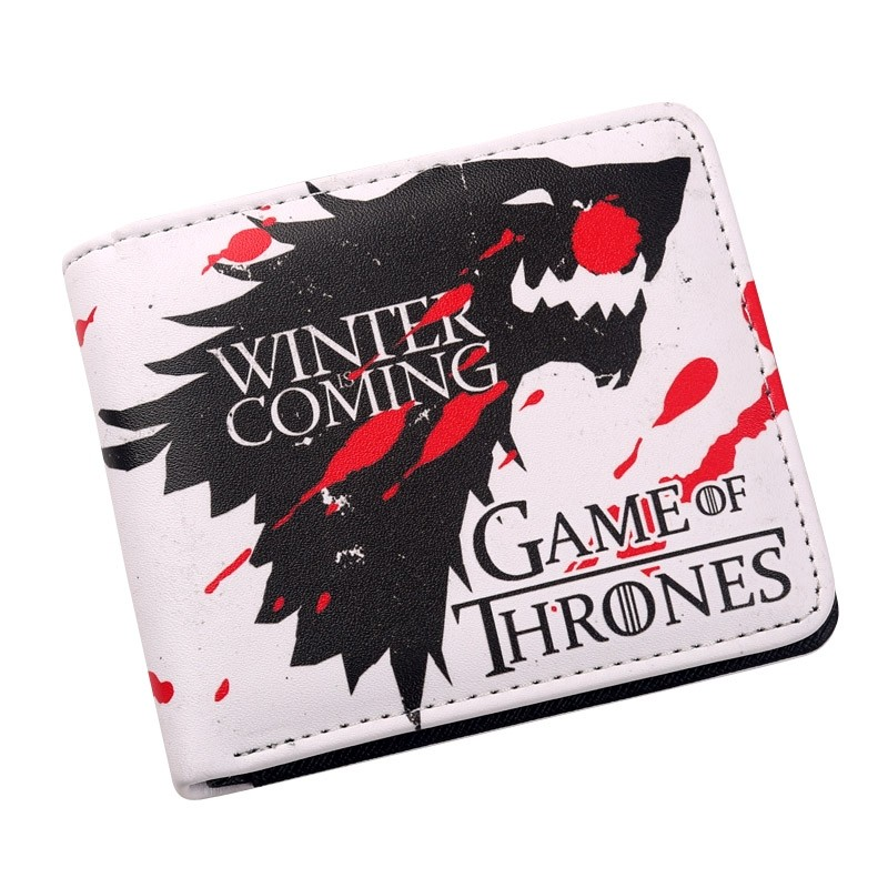 Portofel Game of Thrones Stark Winter Is Coming M1 zum446 Game of Thrones Portofele