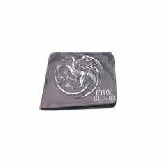 Portofel Game of Thrones Fire and Blood Targaryen zum452 Game of Thrones Portofele
