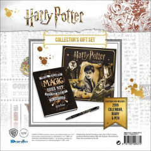 Set Harry Potter Agenda , Pix , Calendar - Collectors 2019 DANI2019-952 Harry potter Diverse