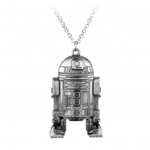 Pandantiv Medalion Lantisor Star Wars R2-D2 Ambalaj Star Wars 463 Fan Zone