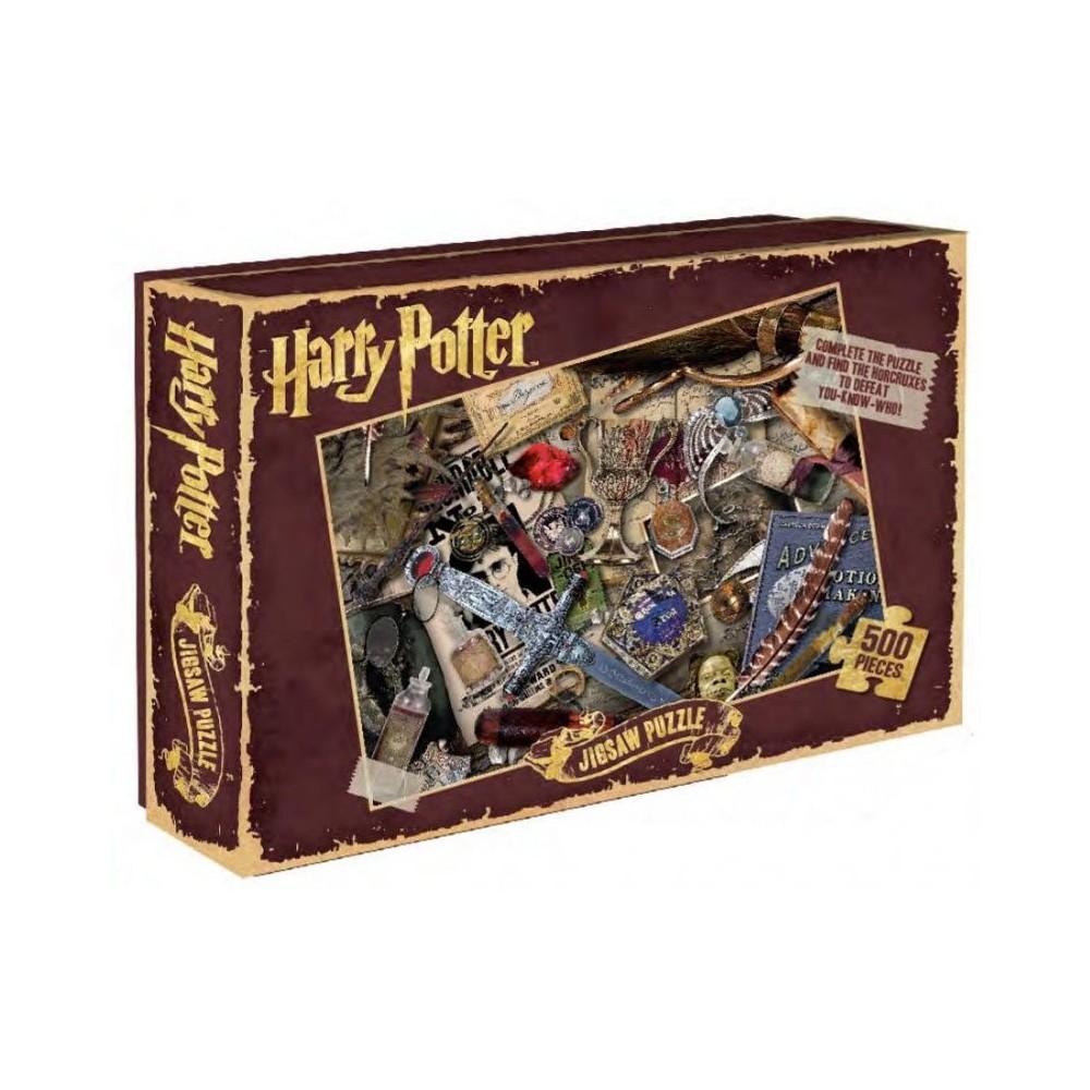 Puzzle Harry Potter Horcruxes 500 piese HMB-PUZZHP06 Harry Potter Puzzle