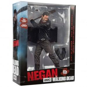 Figurina The Walking Dead - Negan 25 cm MCF14717-9 The Walking Dead Figurine