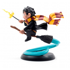 Figurina Harry Potter First Flight 10 cm QMXHP-0103 Figurine Harry Potter
