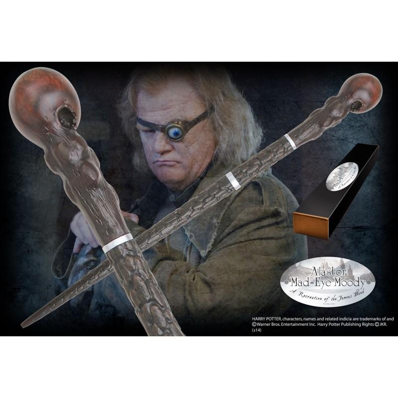 Bagheta Harry Potter - Alastor Mad-Eye Moody NN8288 Harry potter Baghete Harry Potter