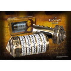 Criptex The Da Vinci Code Mini NN5335 Colectabile