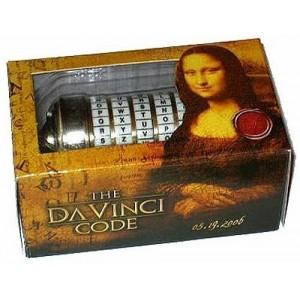 Criptex The Da Vinci Code Mini , NN5335 NN5335 The Da Vinci Code Diverse