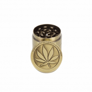 Grinder tutun frunza Marijuana Bronze grind496 Articole si accesorii tutun