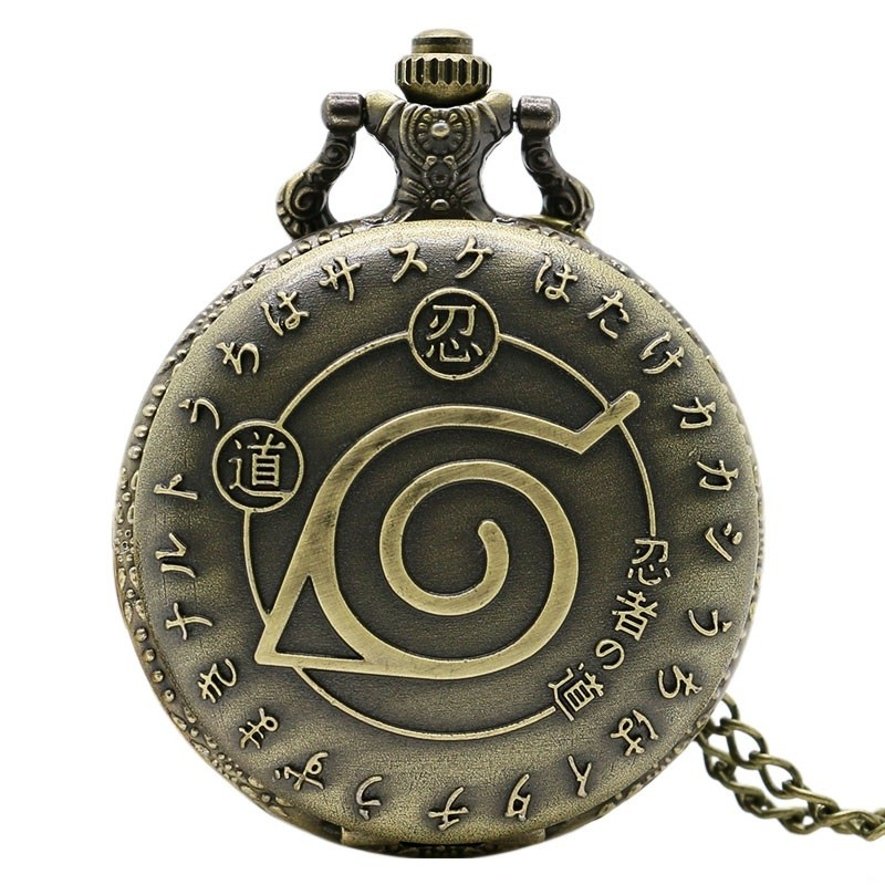 Lantisor Cu Pandantiv Ceas Naruto , zum503 zum503 Naruto Ceasuri