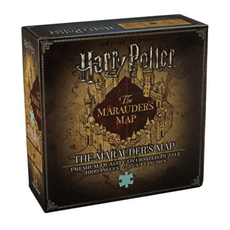 Puzzle Harry Potter Marauder's Map 1000 piese NN9457  Puzzle