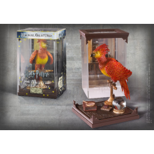 Figurina Harry Potter Magical Creatures Fawkes the Phoenix No.8 NN7540 Harry Potter Figurine