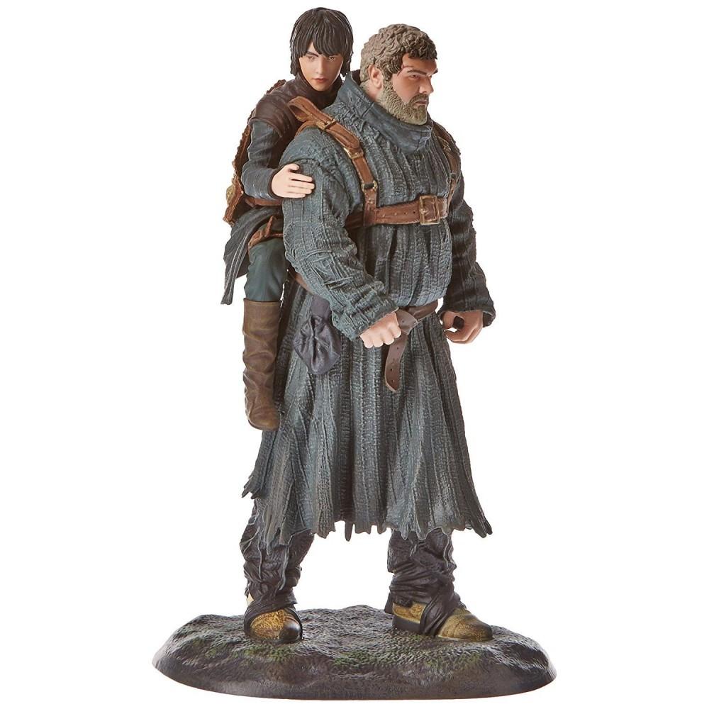 Figurina Game of Thrones - Statue Hodor & Bran - 23 cm DAHO26-340 Figurine Game of Thrones