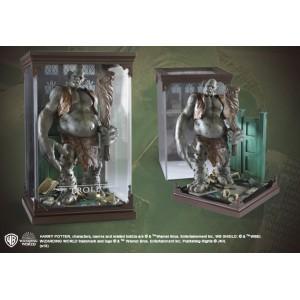 Figurina Harry Potter : Magical Creatures Troll No.12 NN7543 Harry potter Figurine