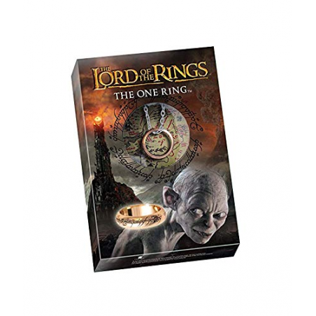 Medalion Colier Inel Lord Of The Rings M2 NNXT0903 Colectabile
