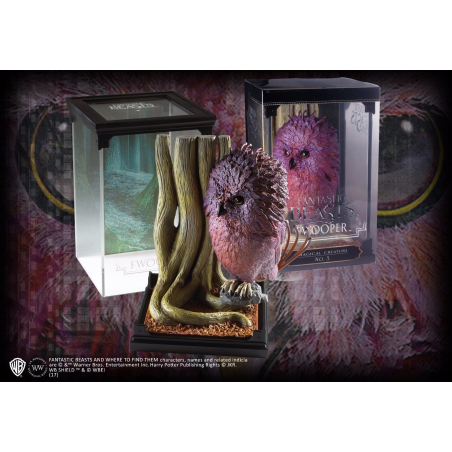 Figurina Fantastic Beasts Magical creatures - Fwooper NN5258 Figurine