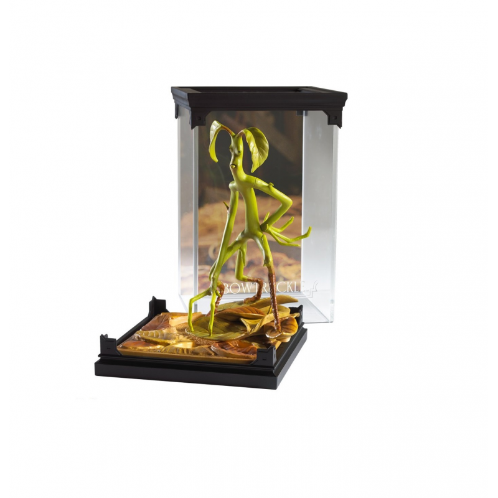 Figurina Fantastic Beasts Magical creatures - Bowtruckle NN5250 Figurine Fantastic Beasts