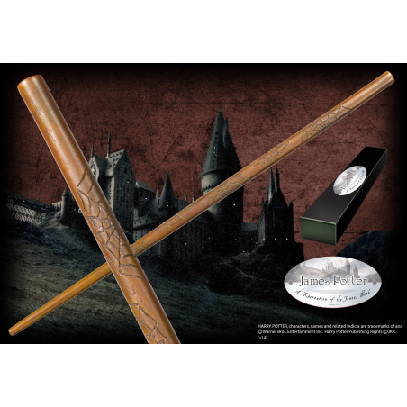 Bagheta Harry Potter - James Potter NN8206 Baghete Harry Potter