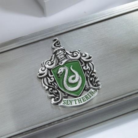 Suport pentru bagheta Harry Potter - Slytherin NN9524 Suporturi baghete