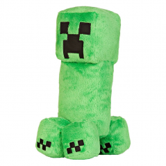 Jucarie de plus Creeper , Minecraft , 27 cm - Original Jinx JNX4633